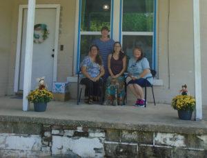 homeschool house volunteers