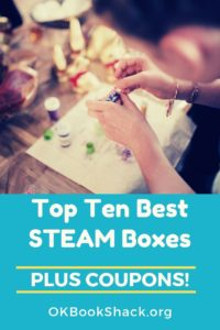 science technology art engineering math subscription boxes for teens